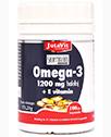 JutaVit Omega-3 Fish Oil + Vitamin E - 100 Capsules